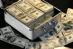 Loads of cash